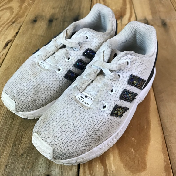 low priced 89ee3 a23a3 Toddler Adidas Torsion ZX FLUX Ortholite Sneaker